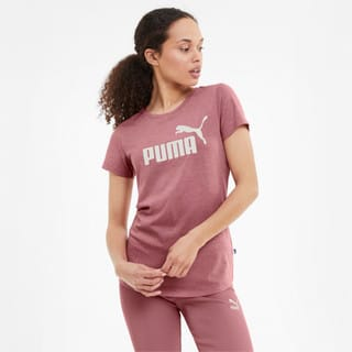 Изображение Puma Футболка Essentials+ Heather Tee