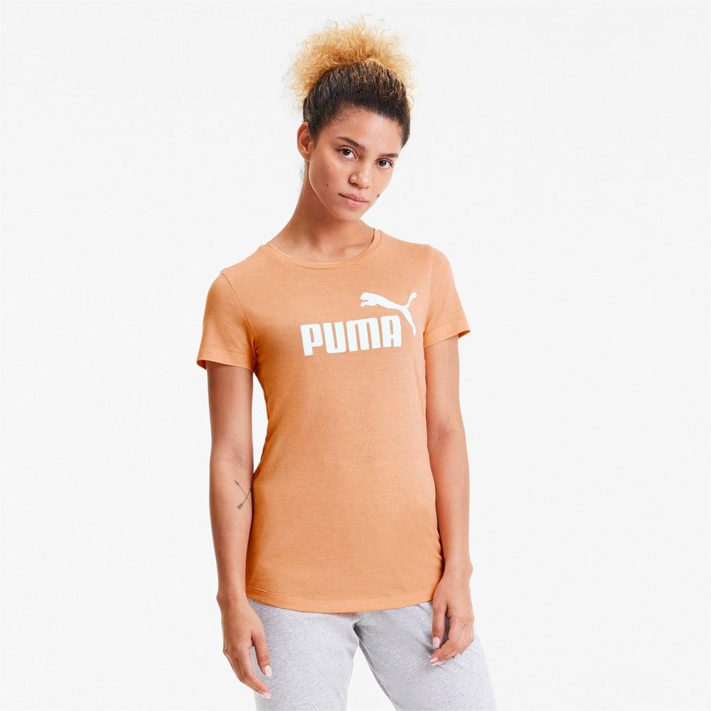 Imagen PUMA Polera deportiva Essentials+ Heather #1