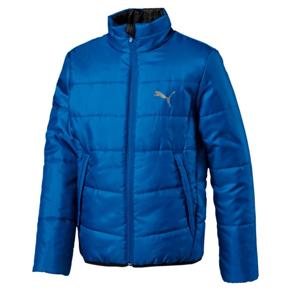 Зображення Puma Куртка ESS PADDED JACKET I B #1: strong blue
