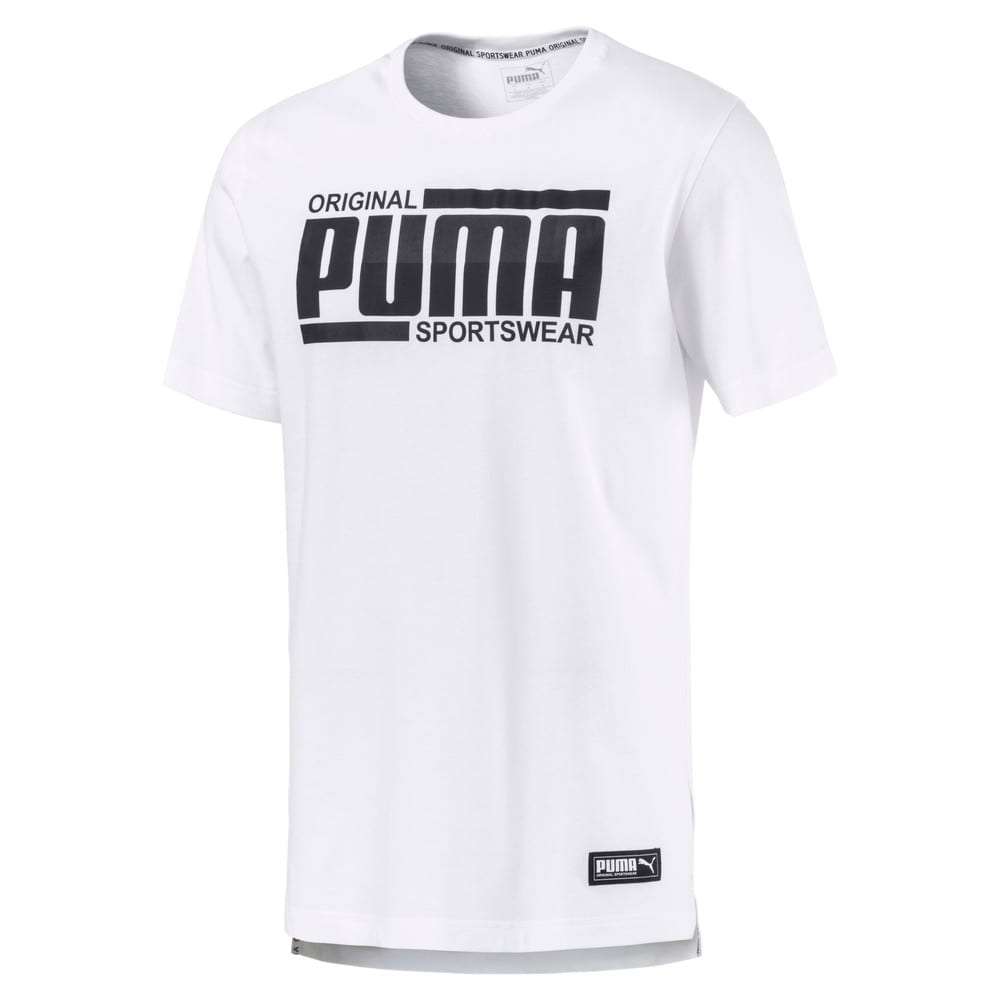 Imagen PUMA Athletics Tee #1