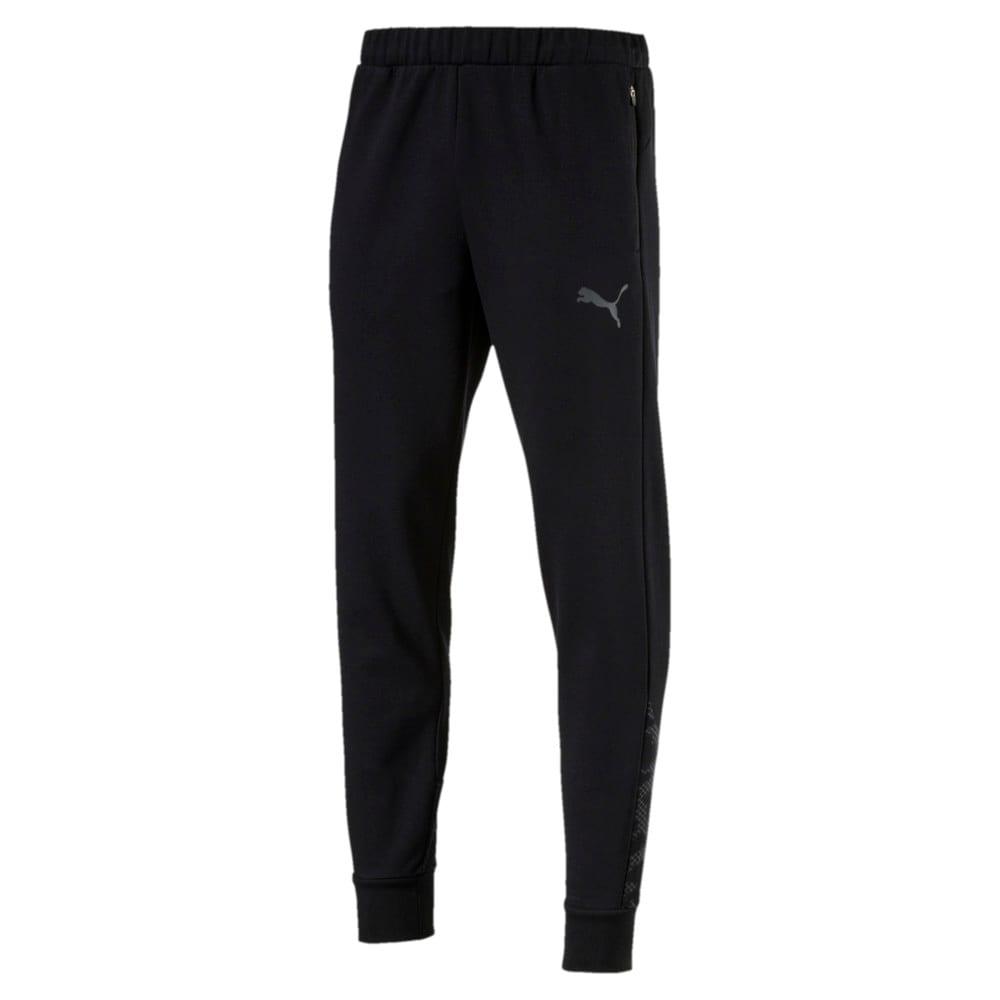 Imagen PUMA Pantalones deportivos modernos de polar para hombre #1
