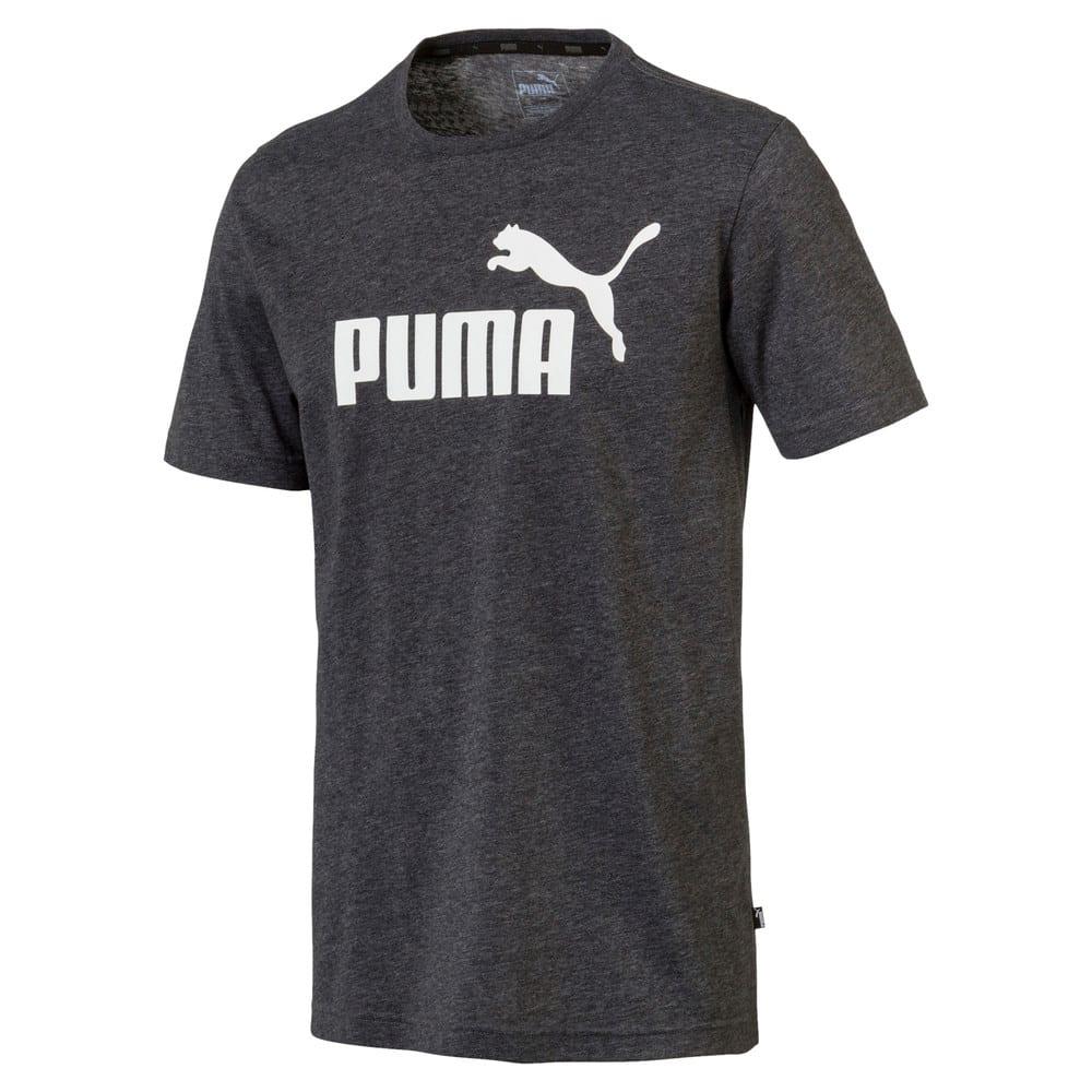 Изображение Puma Футболка Essentials+ Heather Tee #1