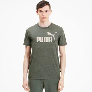 Изображение Puma Футболка Essentials+ Heather Tee