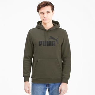 Изображение Puma Толстовка Essentials+ Fleece Hoody