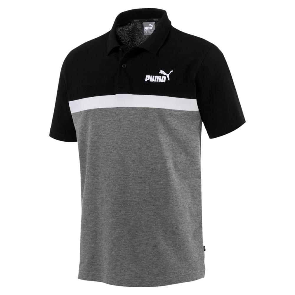 Imagen PUMA Essentials+ Stripe Polo #1
