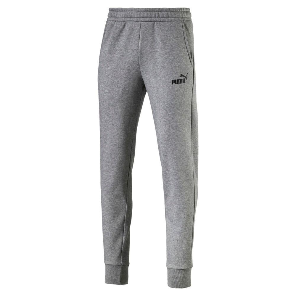 Imagen PUMA Pantalones deportivos semiajustados Essentials+ #1