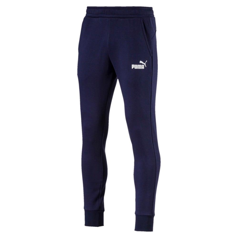 Изображение Puma Штаны Essentials+ Slim Pants #1