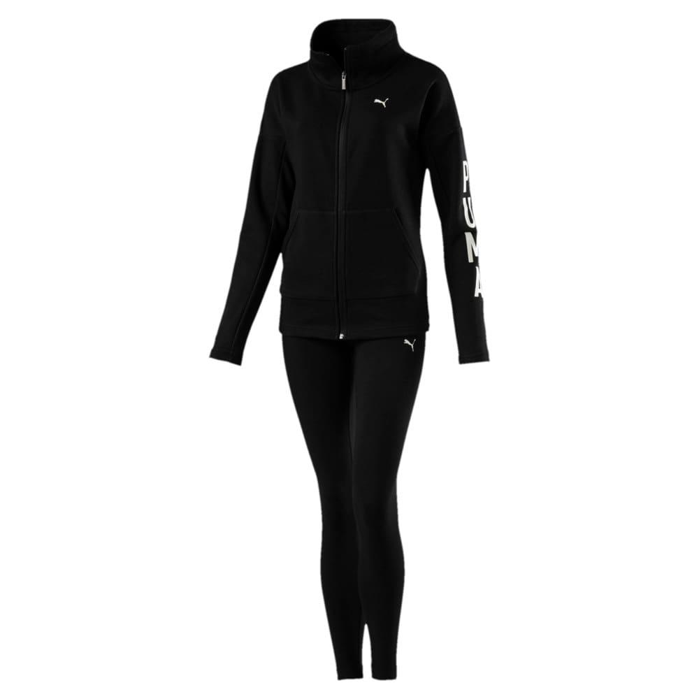 Imagen PUMA Graphic Legging Sweat Suit #1
