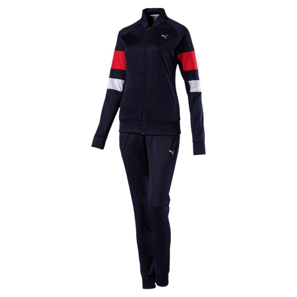 Imagen PUMA Colorblock Tricot Suit, cl #1