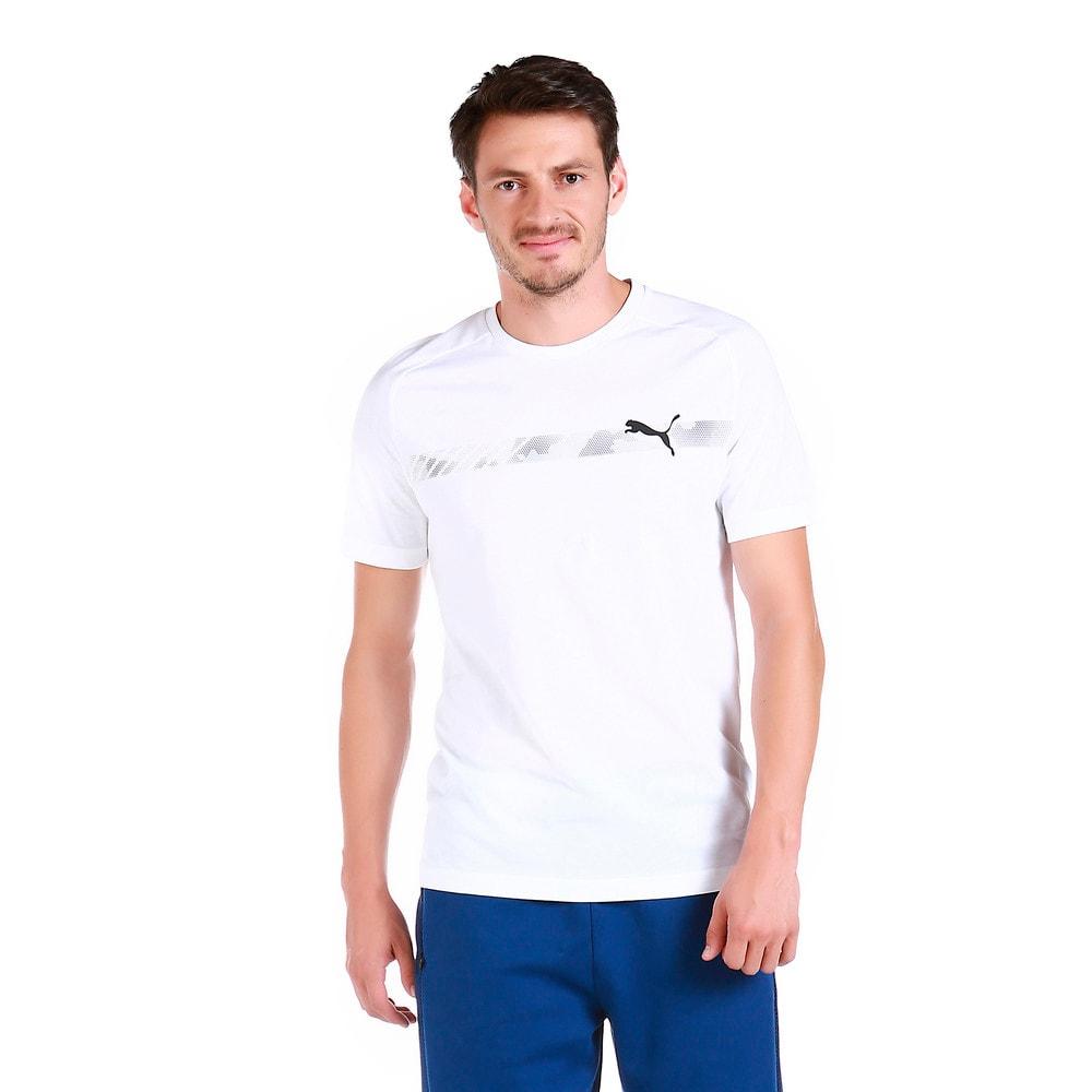 Görüntü Puma ACTIVE Hero Raglan Erkek T-shirt #2