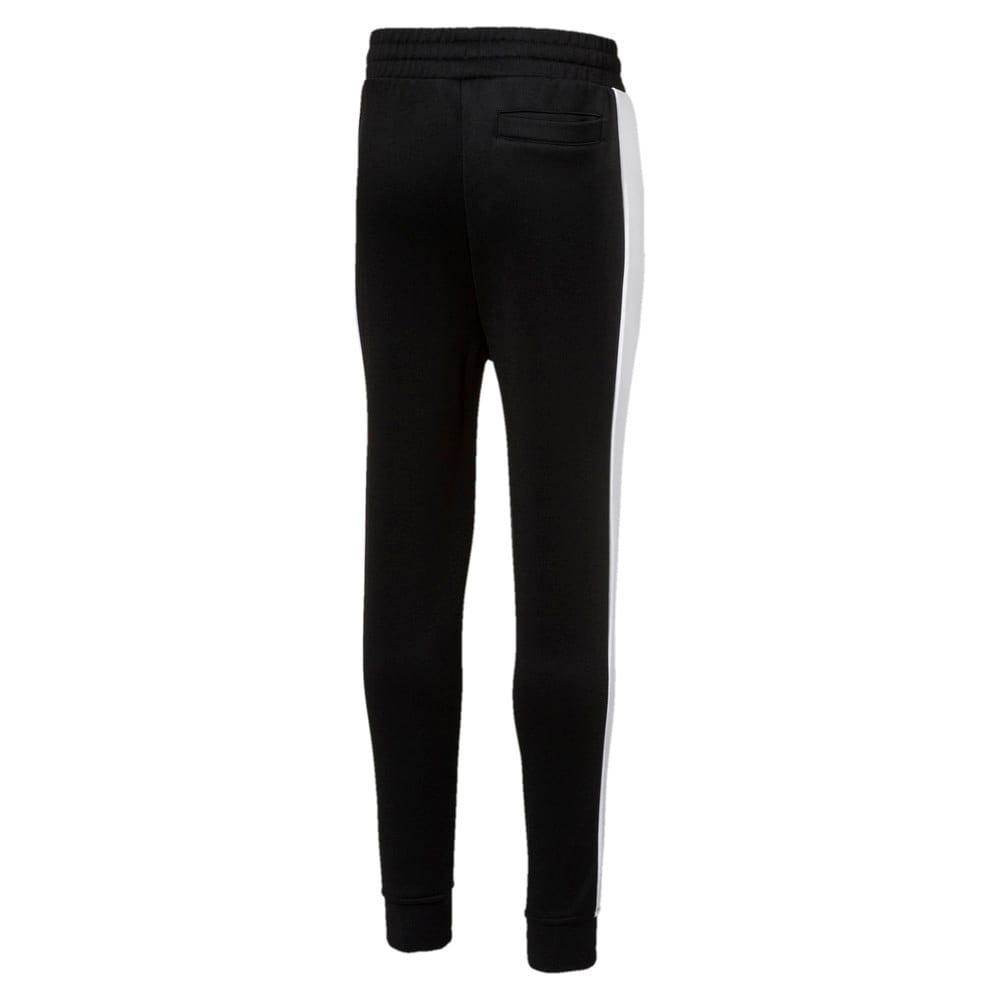 Imagen PUMA Pantalones deportivos clásicos T7 para niños #2