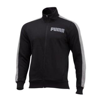 Изображение Puma Олимпийка Contrast Track Jacket FL M