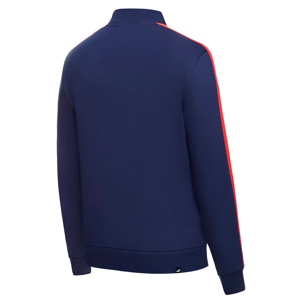 Изображение Puma Олимпийка Contrast Track Jacket FL M #2