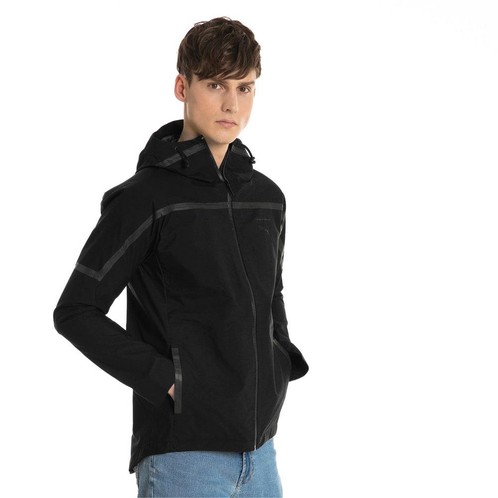 Изображение Puma Ветровка Pace Concept Jacket #1: Puma Black