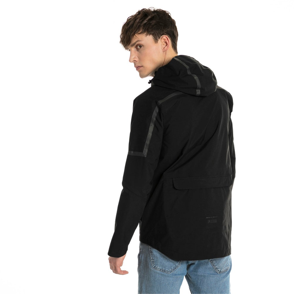 Изображение Puma Ветровка Pace Concept Jacket #2: Puma Black