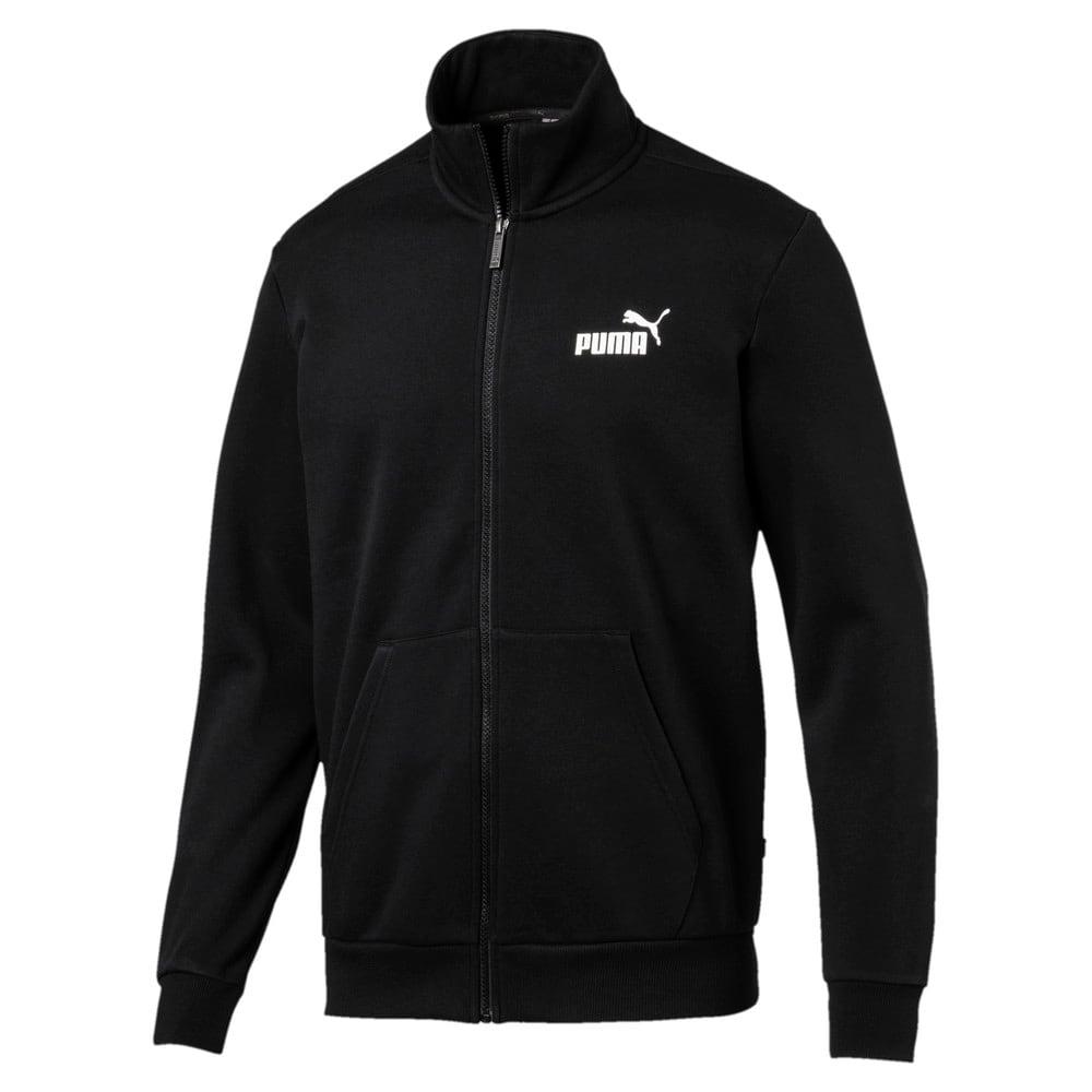 Изображение Puma Олимпийка Essentials Fleece Track Jkt #1