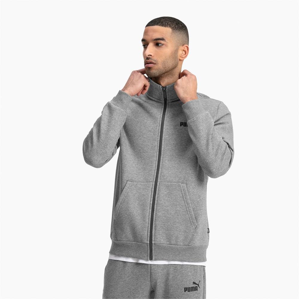 Зображення Puma Олімпійка Essentials Fleece Track Jkt #1