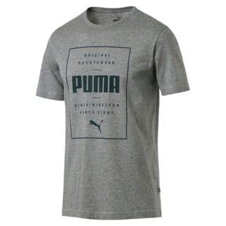 Изображение Puma Футболка Box PUMA Tee