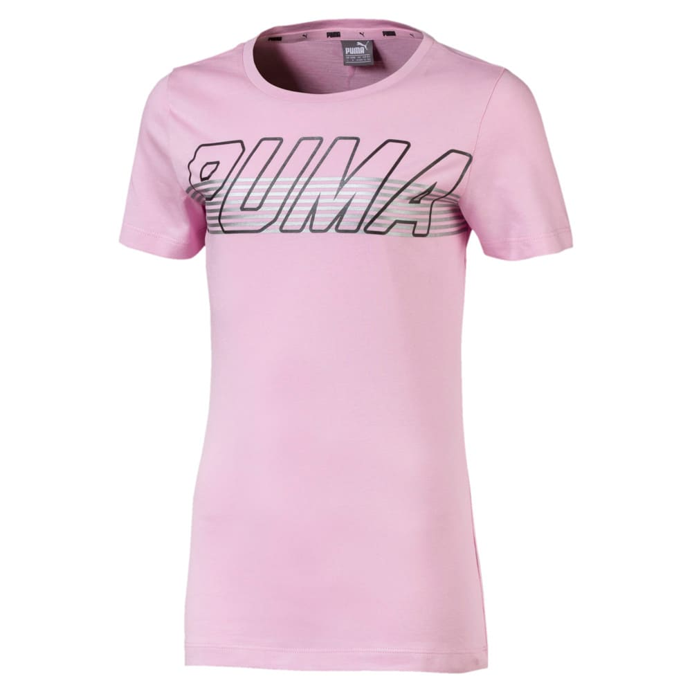 Imagen PUMA Alpha Logo Tee #1