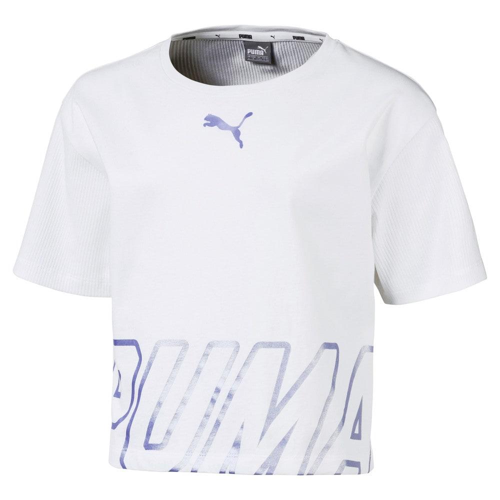 Изображение Puma Детская футболка Alpha Tee #1