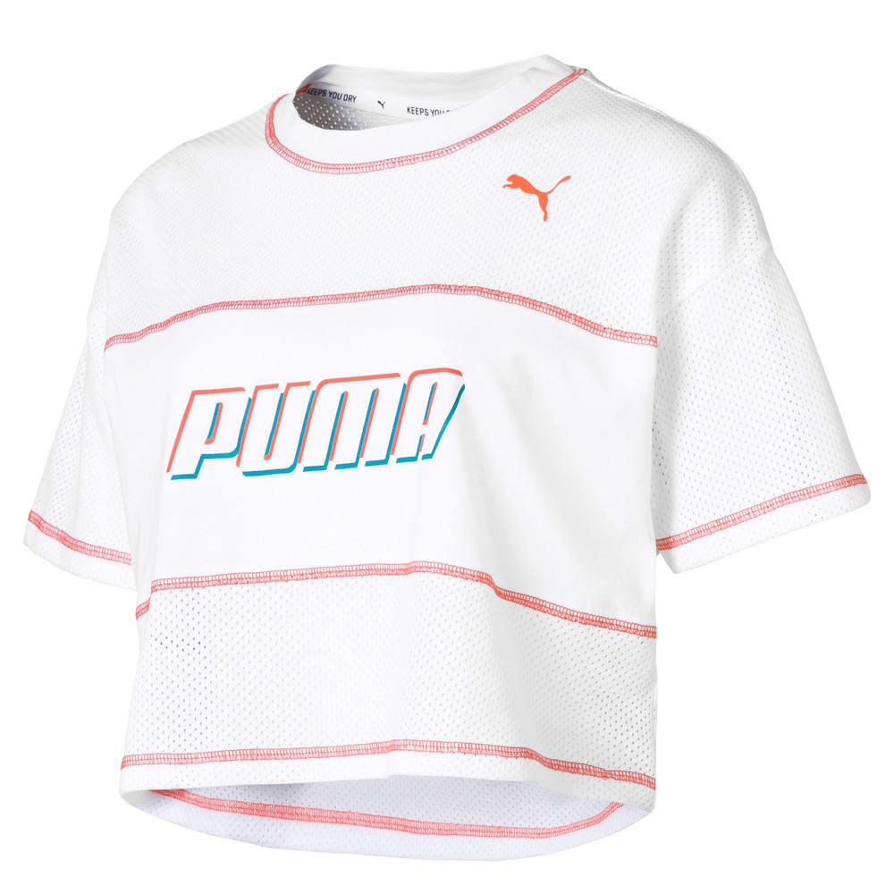 Изображение Puma Футболка Modern Sports Cropped Tee #1