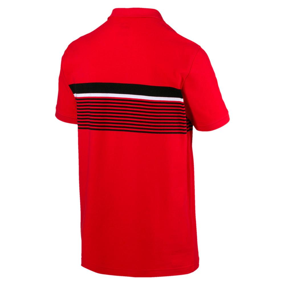 Imagen PUMA Polera polo Essentials+ Stripe #2