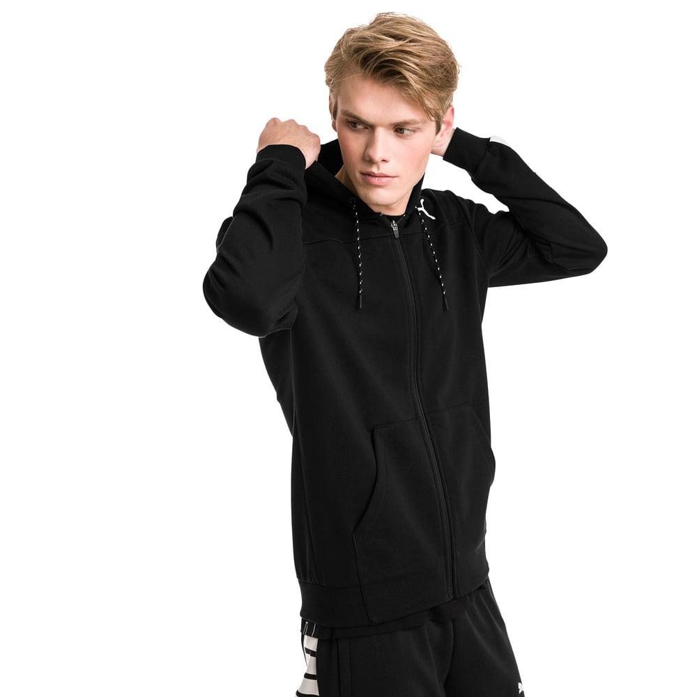 Изображение Puma Толстовка Modern Sports Hooded Jacket #1