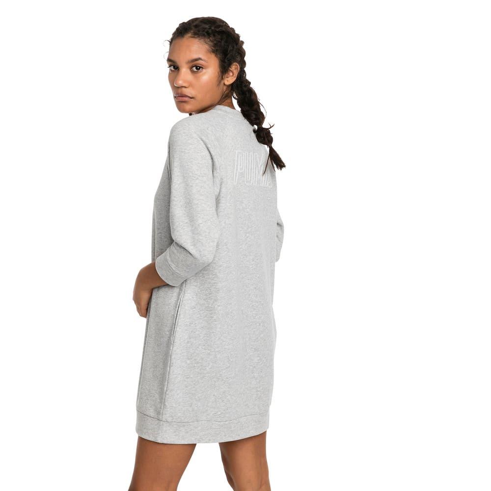 Изображение Puma Платье Athletics Sweat Dress #2