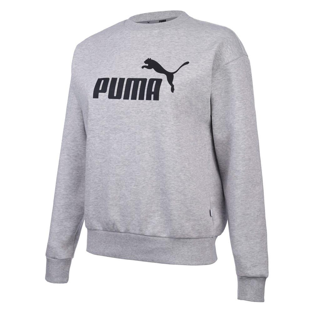 Изображение Puma Толстовка ESS Logo Crew Sweat FL #1