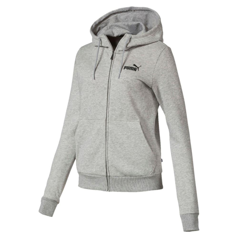 Imagen PUMA Chaqueta Essentials Fleece con capucha #1