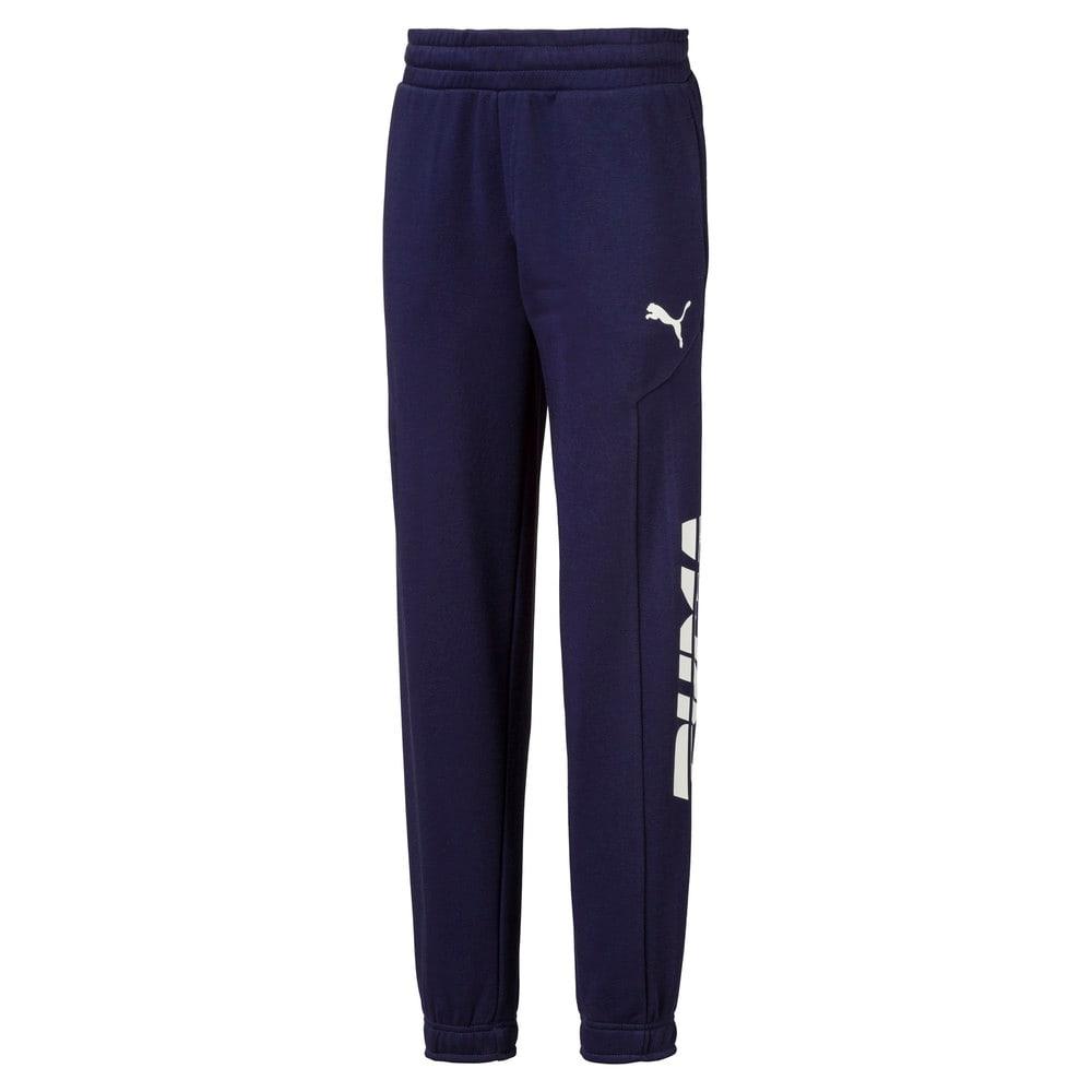 Изображение Puma Детские штаны Alpha Sweat Pants #1