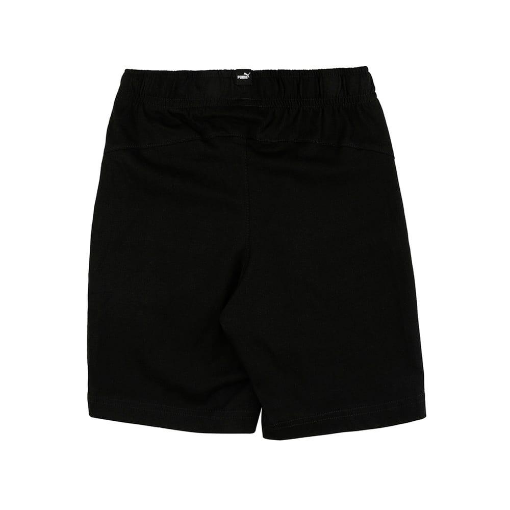 Изображение Puma Детские шорты Essentials Jersey Shorts B #2