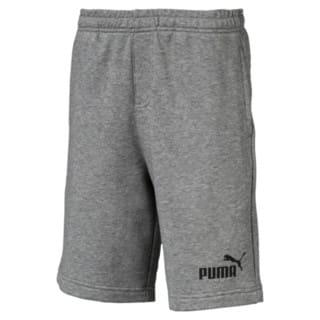 Изображение Puma Детские шорты Essentials Sweat Shorts B