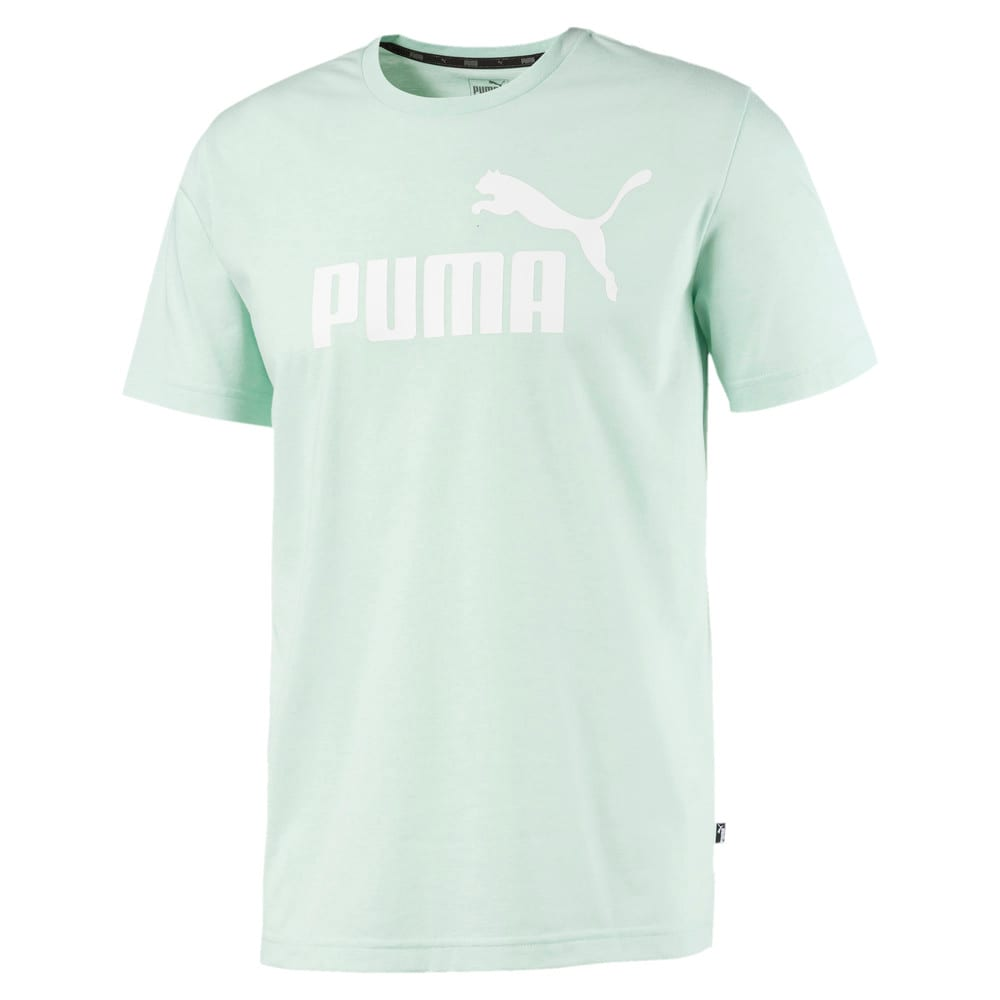 Image Puma ESS+ Heather tee #1