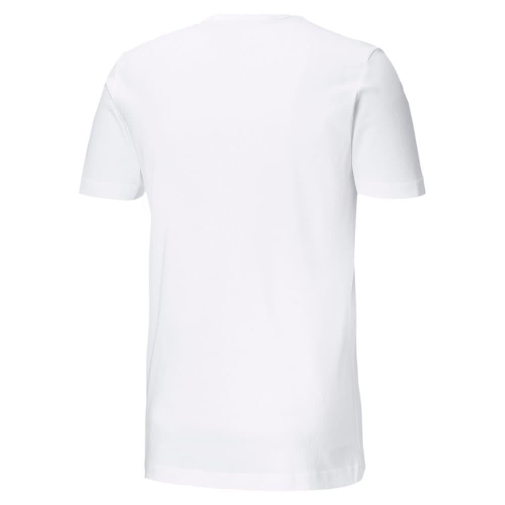 Изображение Puma Футболка Essentials Small Logo Men's Tee #2
