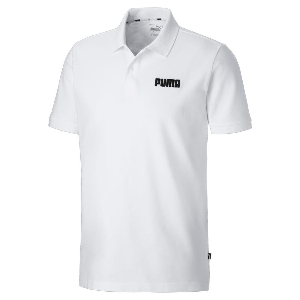 Зображення Puma Поло Essentials Piqué Men's Polo #1