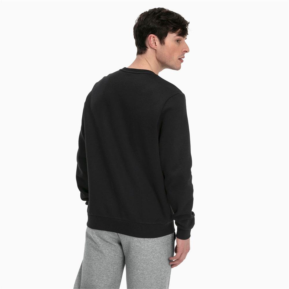 Зображення Puma Светр Essentials Fleece Crew Neck Men's Sweater #1