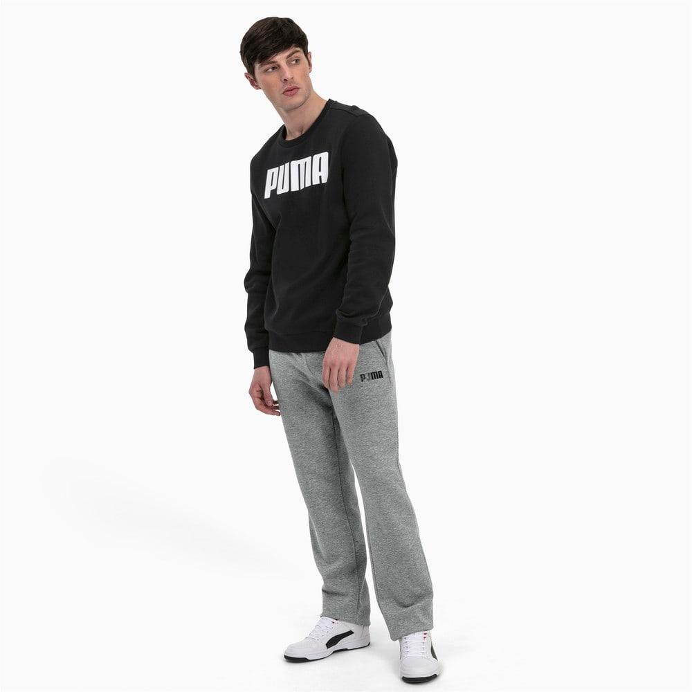 Зображення Puma Светр Essentials Fleece Crew Neck Men's Sweater #2