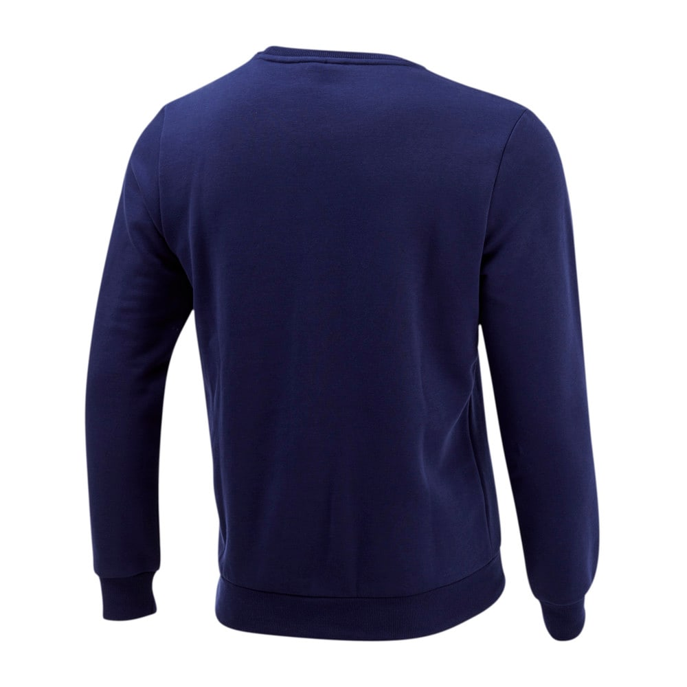 Изображение Puma Свитер Essentials Fleece Crew Neck Men's Sweater #2