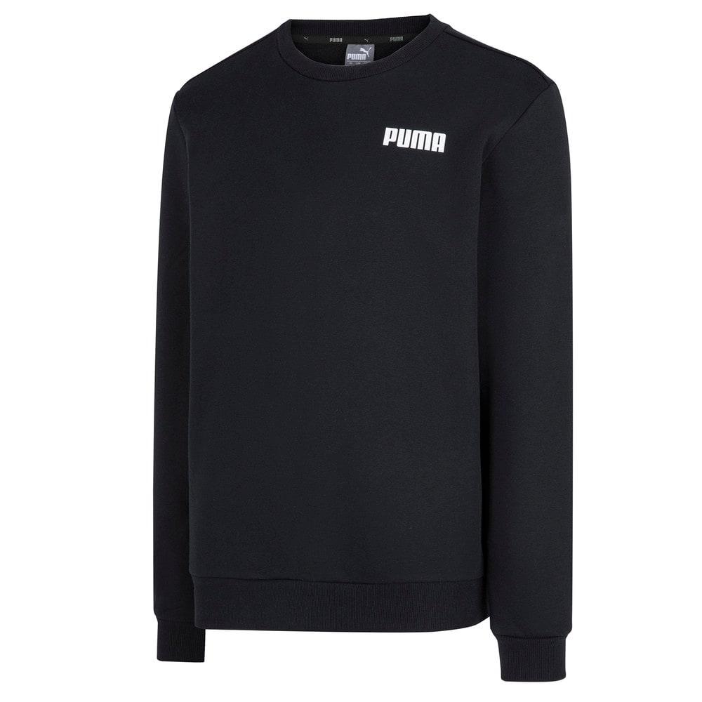 Зображення Puma Толстовка ESS PUMA Crew Sweat FL #1: Cotton Black