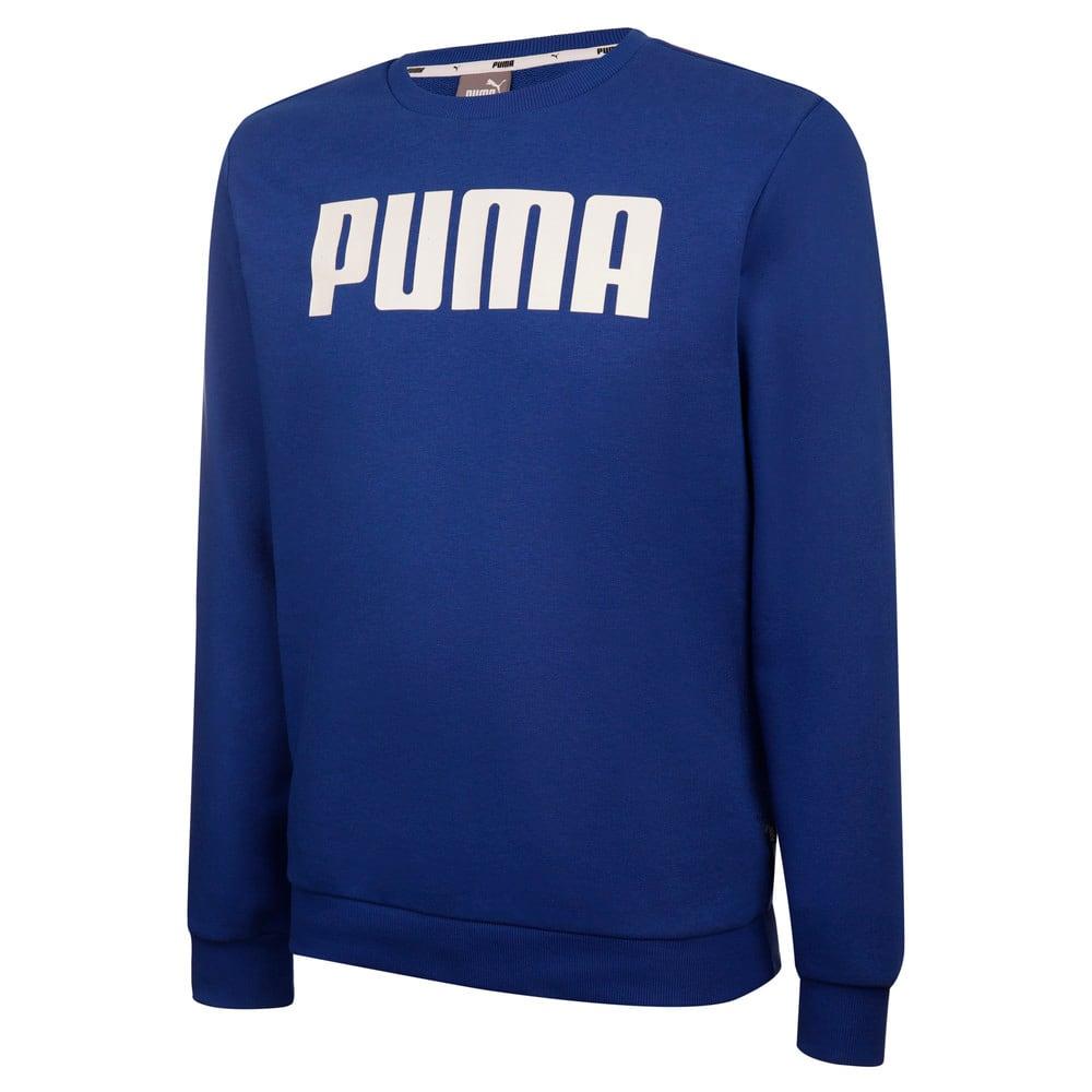Изображение Puma Толстовка ESS Crew Sweat TR big PUMA #1