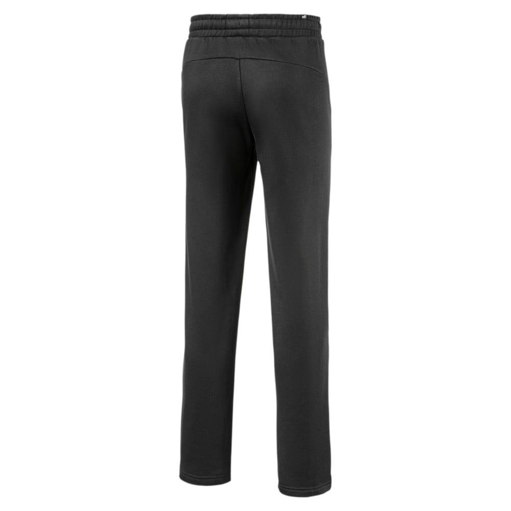 Изображение Puma Штаны ESS PUMA Pants FL op #2: Cotton Black