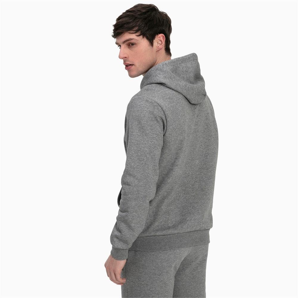 Изображение Puma Толстовка Essentials Fleece Men's Hoodie #2: Medium Gray Heather
