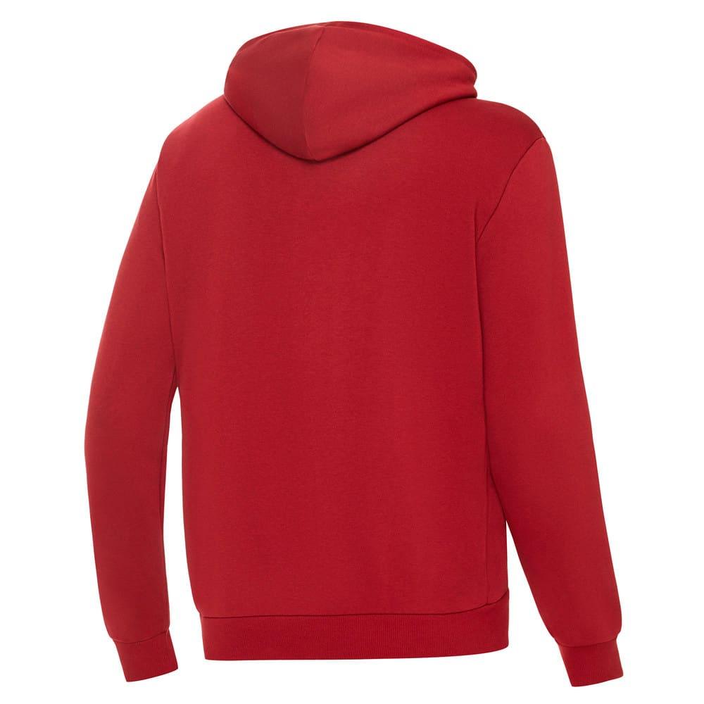Изображение Puma Толстовка Essentials Fleece Men's Hoodie #2: Pomegranate