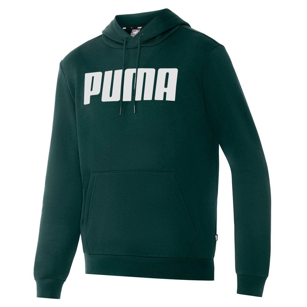 Изображение Puma Толстовка Essentials Fleece Men's Hoodie #1: Ponderosa Pine