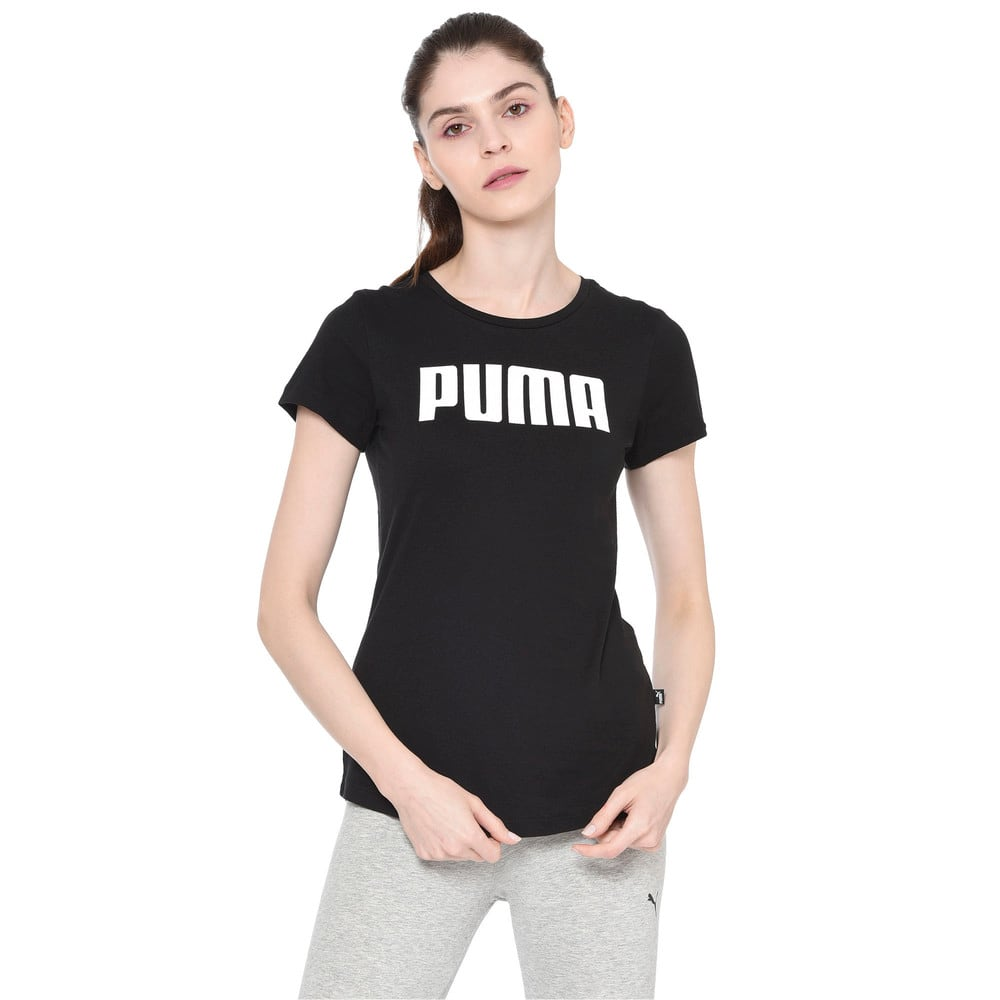 Зображення Puma Футболка ESS PUMA Tee #1