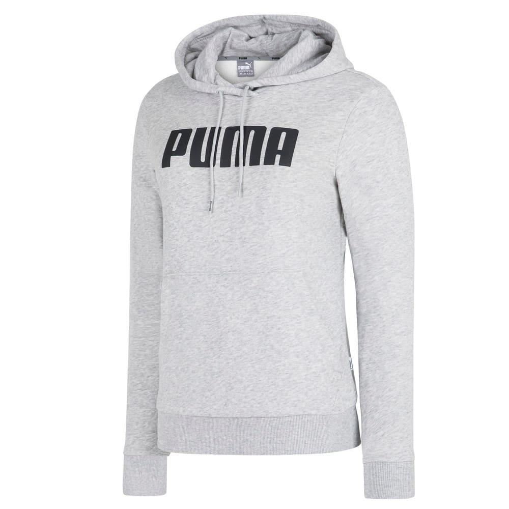 Зображення Puma Толстовка ESS PUMA Hoody TR #1: light gray heather