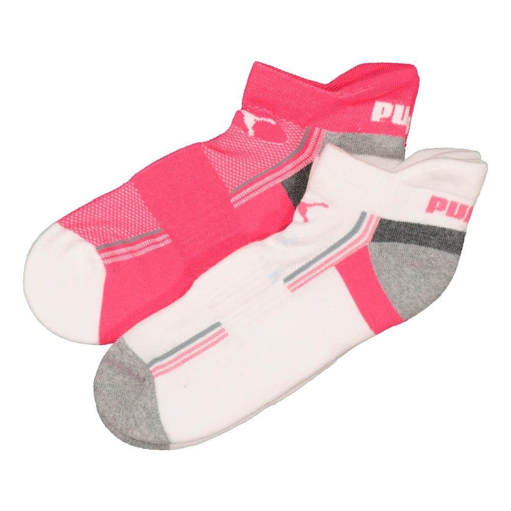Image Puma Ladies 2 Pack Trainer secret sock #1