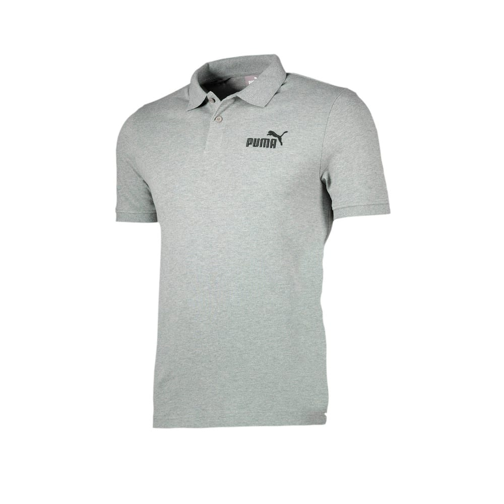 Image Puma Essential Short Sleeve Men's Polo Shirt #1