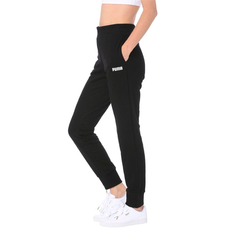 Зображення Puma Штани ESS Sweat Pants Closed TR #1: Cotton Black